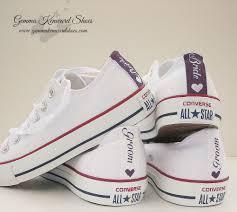 wedding shoes converse flat shoes