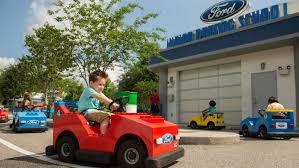 ford jr driving legoland florida resort