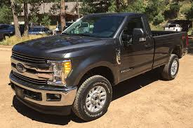 ford trucks 250 review 2017 ford f 250 duty leads the pack trucks com