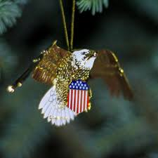 bald eagle ornament national archives store