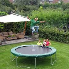 Best Backyard Trampolines 32 Fun Backyard Trampoline Ideas