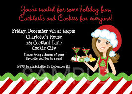 Free Christmas Party Invitation Wording - template classic holiday party invitation template free with