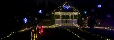 Oregon Garden Christmas Lights Cottage Grove Hotel Village Green Resort