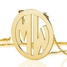 my monogram necklace 13 best my monogram necklace christmas sale images on