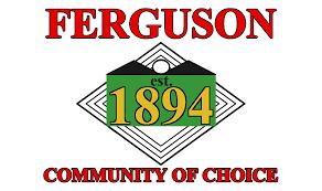 Misouri Flag File Flag Of Ferguson Missouri Png Wikimedia Commons