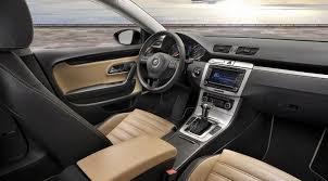 New Passat Interior Vw Passat Cc 2008 Review By Car Magazine