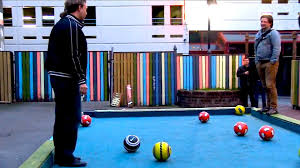 Super Sized Pool Table Youtube