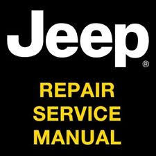 2010 jeep wrangler service manual jeep wrangler repair manual ebay