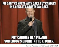 Pie Meme - cake versus pie joke
