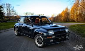 renault turbo for sale 1983 renault 5 turbo 2