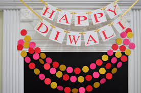 diwali decorations happy diwali banner indian festival of
