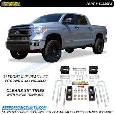 toyota tundra leveling kit accessories 2007 toyota tundra leveling kit tl229pa