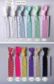 elastic hairband 5 pack hair elastic set stock gold polka dot elastic hair band
