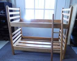 Hand Made Bunk Beds by Bunkbed Etsy