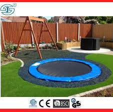 Best Backyard Trampolines Best Play Large Trampoline Park With Foam Pit Pyramid Basketball