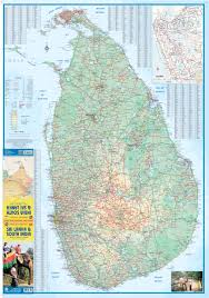 Map Of Sri Lanka Maps For Travel City Maps Road Maps Guides Globes Topographic