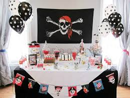 Pirate Decoration Ideas Pirate Party Jaden Is 6 Pirate Theme Birthdays And Pirate Birthday