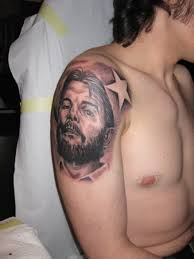arts entertainment most wanted che guevara tattoo