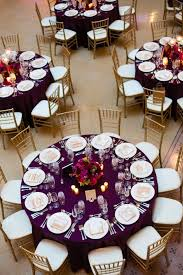 Black And White Centerpieces For Weddings by Best 25 Purple Table Decorations Ideas Only On Pinterest Purple