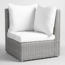 gray veracruz outdoor sectional sofa world market