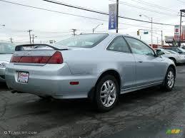 2002 honda accord v6 coupe 2002 satin silver metallic honda accord ex v6 coupe 26307381