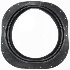 rubber transom boot seal for omc stringer sterndrive outdrive