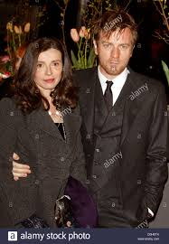 The Ghost Writer by British Actor Ewan Mcgregor And His Wife Eve Mavrakis Arrive For
