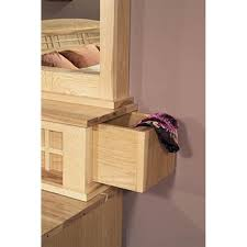 Nightstand With Hidden Compartment Amish Highlands Dressing Box Mirror Base With Hidden