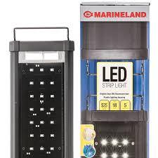 marineland aquatic plant led lighting system w timer 48 60 marineland marineland led strip light aquarium led light fixtures
