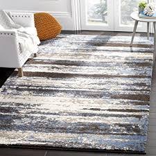 Retro Kitchen Rugs Amazon Com Safavieh Retro Collection Ret2138 1165 Modern Abstract