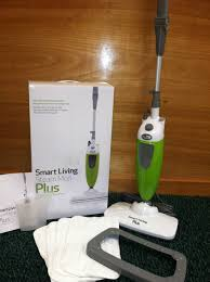 smart living steam mop plus quality home products