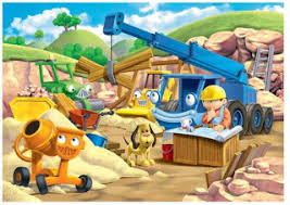 clever bob builder machine overlord cult leader