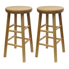 timber bar stools natural bar stools timber mimosa stool 30 wood decoreven