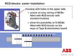 abb sace lpd rcds system pro m compact abb sace rcds 3