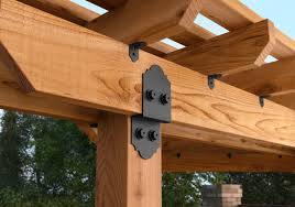 8 in post to beam laredo sunset ozco building products