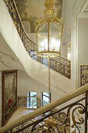staircase in the empire style country house studio decor park zodchy