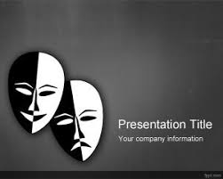 free film and theater powerpoint templates powerpoint templates