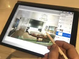 watch architect use procreate app u0026 ipad pro to turn sketchup