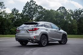 gray lexus rx 350 review 2017 lexus rx 350 f sport canadian auto review