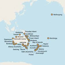 auckland australia map 5 best australia new zealand cruises 2018 with prices cruises
