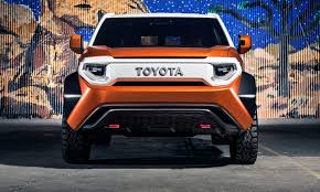 toyota new suv car toyota wants to build new small frame based suv car magazine