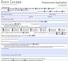 best photos of printable job application for employers free job