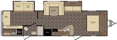 Salem Rv Floor Plans by 6 Unique Open Range Travel Trailer Floor Plans Floor Plan Ideas