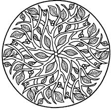 free mandala design coloring pages printable adults older