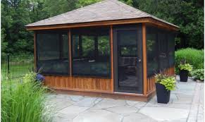 pergola wonderful covered gazebo modern outdoor furniture