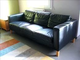 canap noir ikea canape relax ikea ikea canape cuir canapac 3 places en cuir buffle