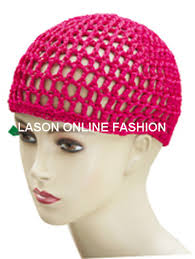 hair net online shop women crochet snood small thick rayon hair net one