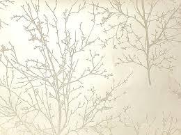 wallpaper s metallic grey tree with glass