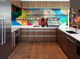 Contemporary Kitchen Colors Interior Design Colorful Kitchens In Contemporary Kitchen With