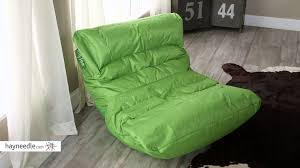 Bean Bag Furniture by Big Joe Roma Bean Bag Chair Product Review Youtube